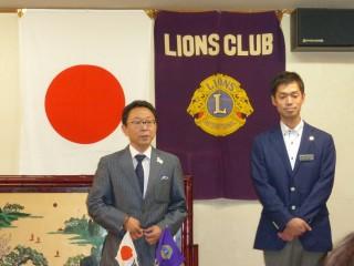 市川会長、椎名幹事、一年間お疲れ様でした。