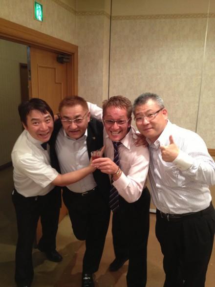 新入会員の齋藤Lは、山川L、高野Lと同級生で、商工会青年部時代からの仲良し♪